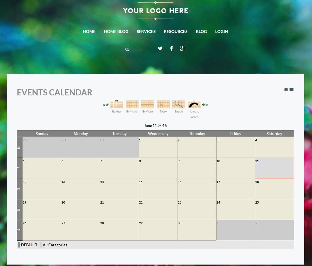 Host and schedule and sell your events and classes